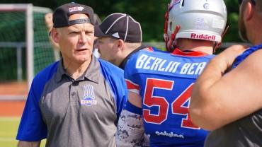 Coach Andreas Reichel übernimmt Berlin Bears U19