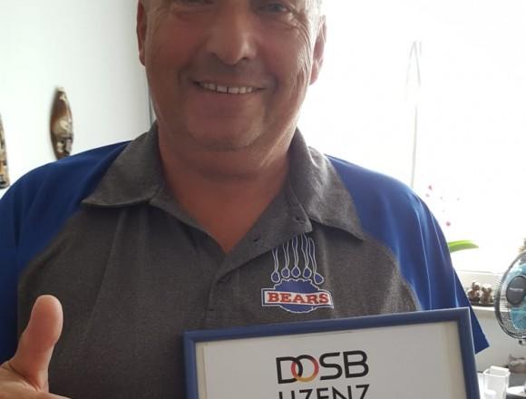 Uwe Fiebig jetzt DOSB-Vereinsmanager
